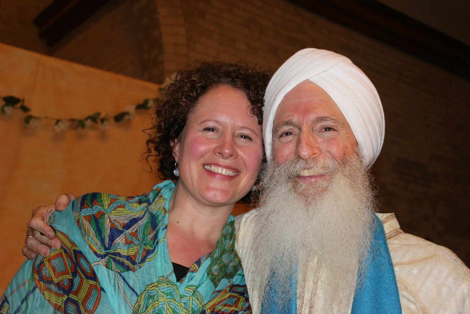 Guruganesha and Brenda in Toronto