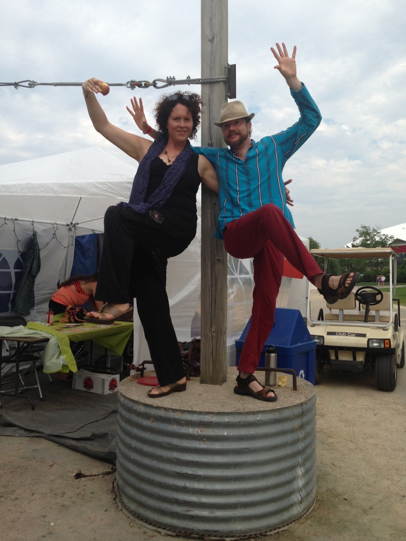 Dancing Nataraj with Sean Johnson, Bhakti Fest Midwest