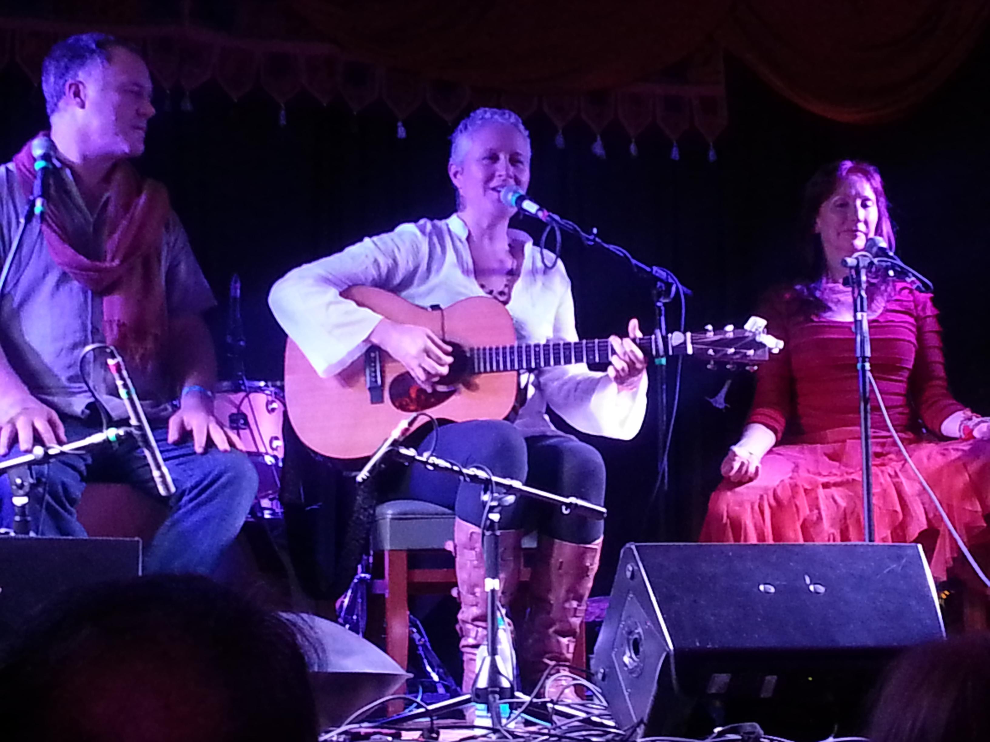 Ahimsa Festival, Windham, New York, 2014